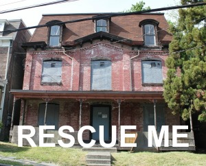Rescue Me button