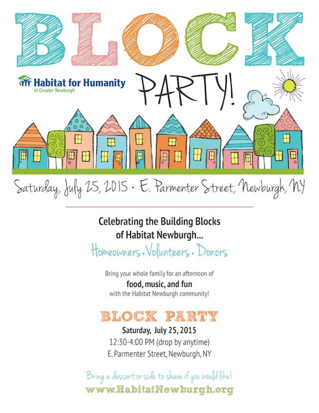 East Parmenter Block Party